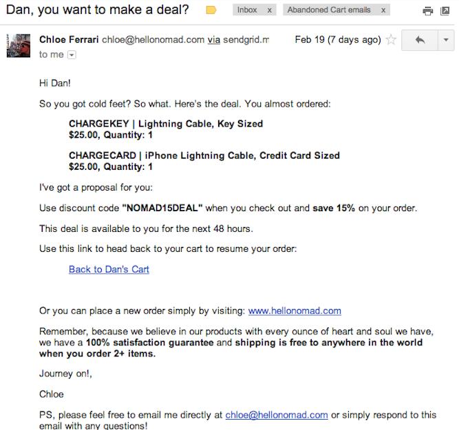 cart-offer