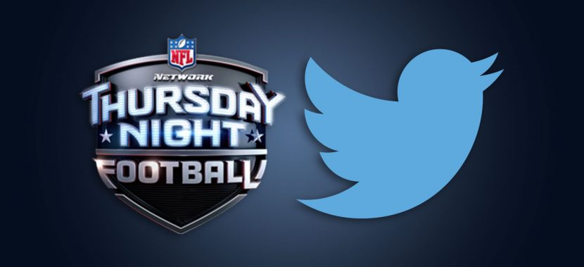 Twitter NFL Live-Stream